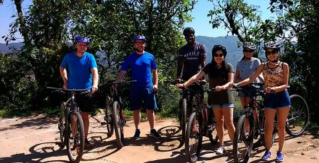 mountain bike tour cali